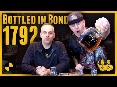 1792 Bottled in Bond Scotch Test Dummies #451