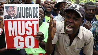 Mugabe quits  Zimbabwe's president resigns