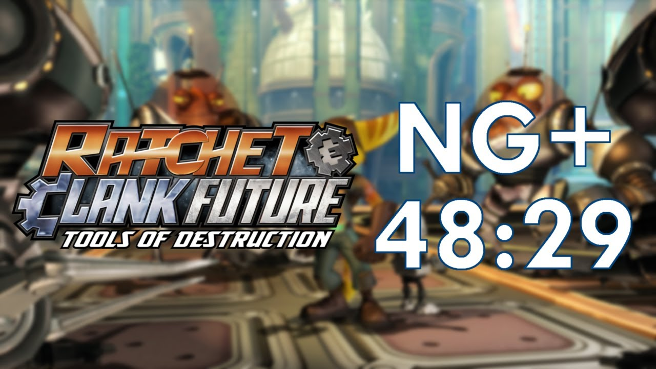 Ratchet Clank Future A Crack In Time Any Speedrun 1 10 42 Igt