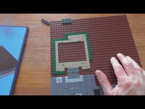 Building Lego Creator Detective´s Office SET 10246 PART 1
