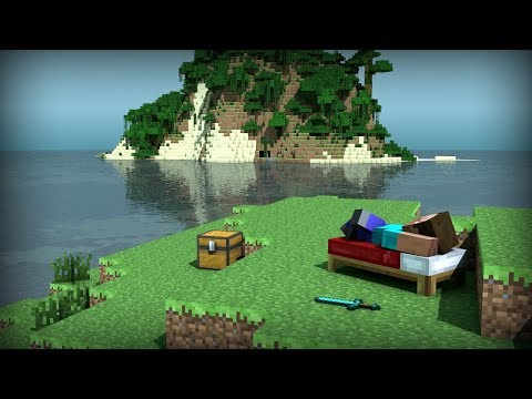 MINECRAFT: POCKET EDITION - LES'T PLAY SURVIVAL PART 1 (iOS, ANDROID)
