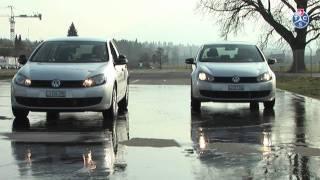 TCS test de pneus d'été 2011