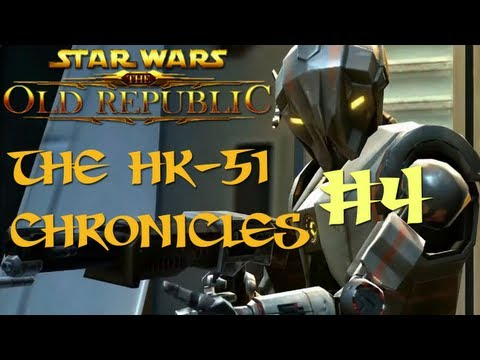 4. The HK-51 Chronicles with GetDaved and Jarred (SWTOR) - Essentially Just Saw