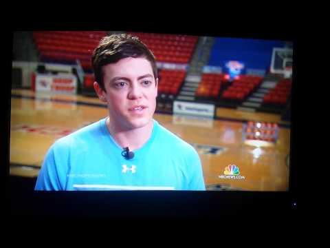 Tyler Summitt NBC Nightly news Pat Summitt