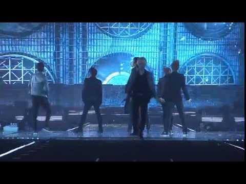 [Super Junior SS4 DVD] Perfection (Korean ver.) - Super Junior M