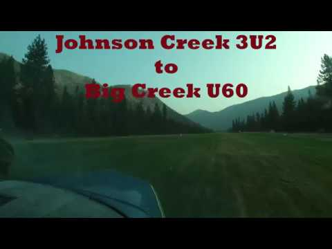 Johnson Creek to Big Creek