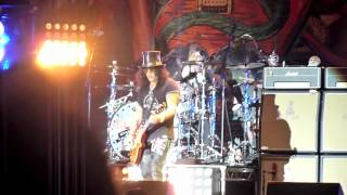 Slash Featuring Myles Kennedy And The Conspirators - Anastasia (Live - Download) 08/06/12