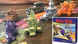 Wacky Races: The Board Game — Fun & Board Games with WEM