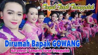 Download lagu Tayub Terob Trenggalek Bpk. Gowang Suruh Karangan Trenggalek