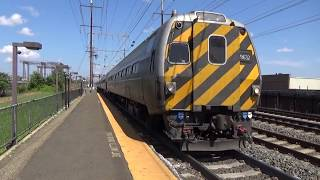 Labor Day Railfanning at Jersey Avenue 9/4/17