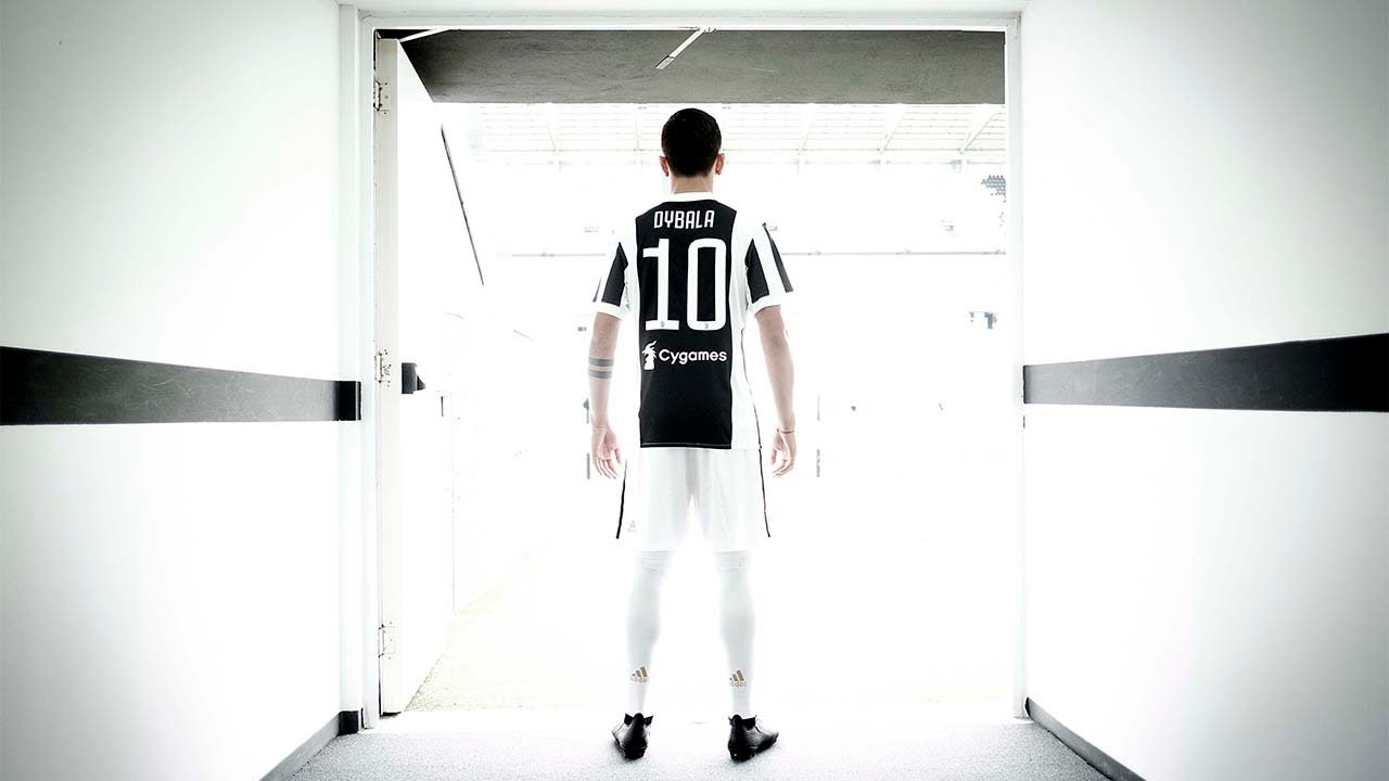 low priced 31d77 c795e Paulo Dybala: Juventus' number 10