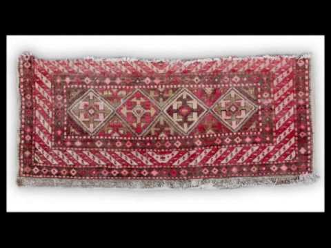 Azerbaijani carpets Nakhchivan group - film!