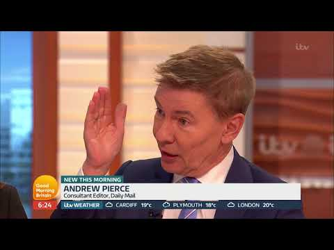Dublin Wants a Sea Border Post-Brexit | Good Morning Britain