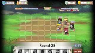 Pockie Ninja 2 Social - Trial Floor 21 To 30 (One Ninja)