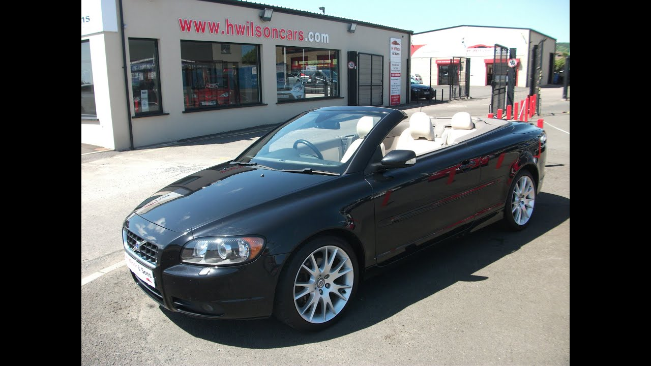 volvo for used cars rac convertible sale
