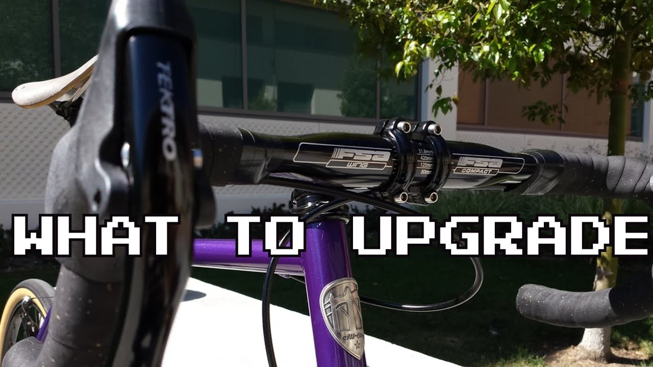 Top 5 Bike Components to Upgrade