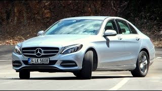 Test - Mercedes-Benz C200 1.6 dizel 7G-Tronic