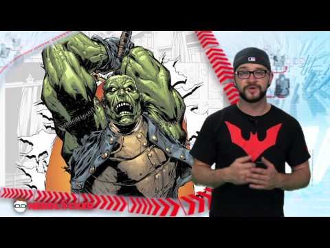 Nerdlocker Comic Book Review – Frankenstein, Agent of S.H.A.D.E. #0