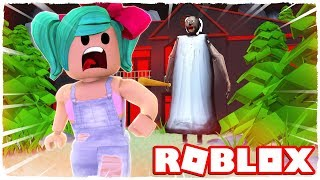 🤘 ESCAPE FROM GRANNY'S HOUSE - HORREUR ROBLOX