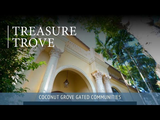 Treasure Trove | Coconut Grove