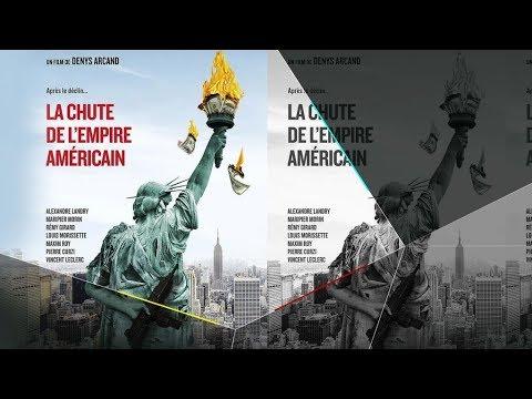 Русский трейлер - Падение Американской империи