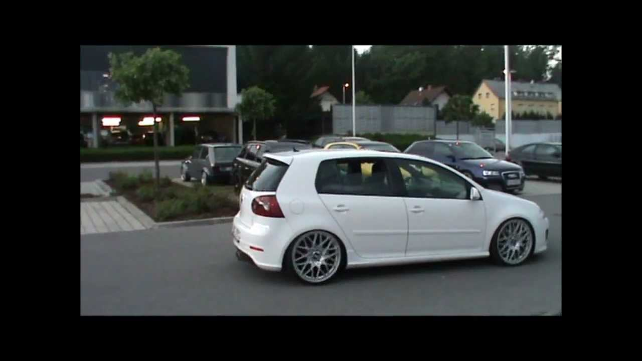 bbs rx r 307 cult works golf 5 gti w rhersee 2012 youtube. Black Bedroom Furniture Sets. Home Design Ideas