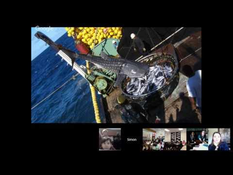 Marine Megafauna Foundation Hangout: Simon Pierce and Chris Rohner