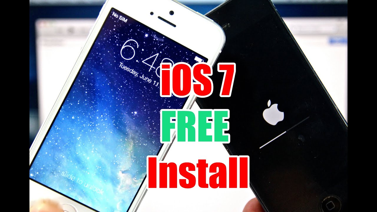 How To Install iOS 7 Beta 1 FREE Without Registering UDID Or Developers Account - In Depth Guide