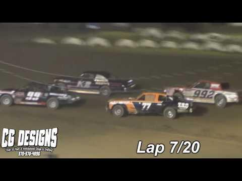 Big Diamond 6/3/16 Roadrunners - #77 Andrew Fayash III