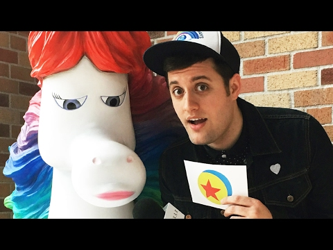 Thumbnail: Pixar Animation Studios Tour with Nick Pitera | Disney LIVE