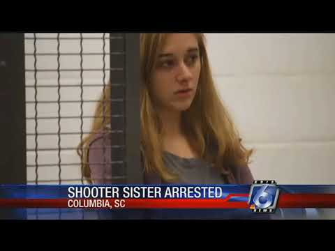Dylann Roof's sister accused of bringing weapons to school