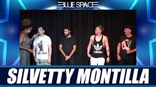 Blue Space Oficial - Silvetty Montilla - 13.01.19
