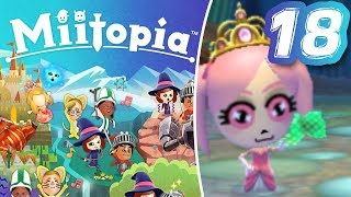 Video Miitopia ~ FULL GAMEPLAY PLAYTHROUGH WALKTHROUGH ~ Part 18 I'M A PRINCESS Nintendo 3DS Gameplay download MP3, 3GP, MP4, WEBM, AVI, FLV Desember 2017