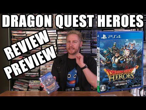 DRAGON QUEST HEROES REVIEW Preview - Happy Console Gamer