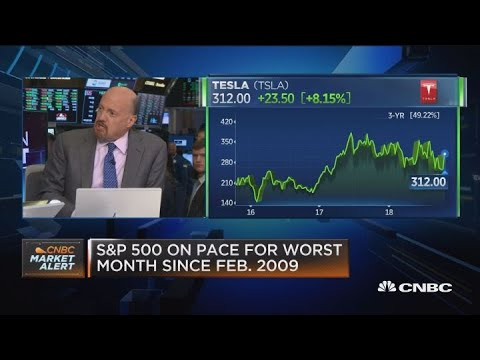 Elon Musk was humbled after Tesla earnings: Jim Cramer