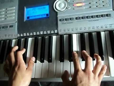 "Dios incomparable"" Generación 12 - TUTORIAL Piano 