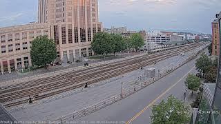 Preview of stream Roanoke Rail Cam