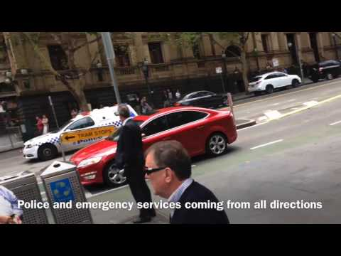 Raw Footage: Melbourne Critical Incident - Vlog 120