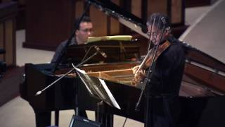 Recital de violín y piano en