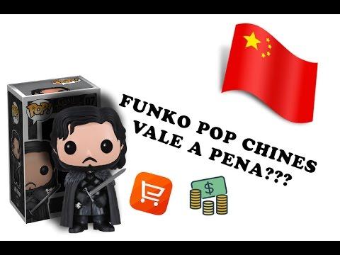 Funko Pop da China  AliExpress  - Jon Show - Original ???