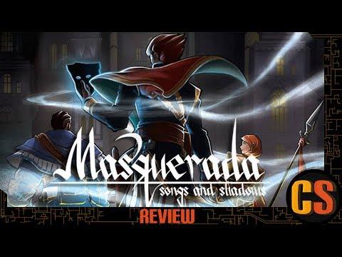 MASQUERADA: SONGS AND SHADOWS - PS4 REVIEW