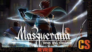 MASQUERADA: SONGS AND SHADOWS - PS4 REVIEW