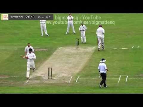 Liverpool Cricket Club Vs St Helens Cricket Club (11.07.15)