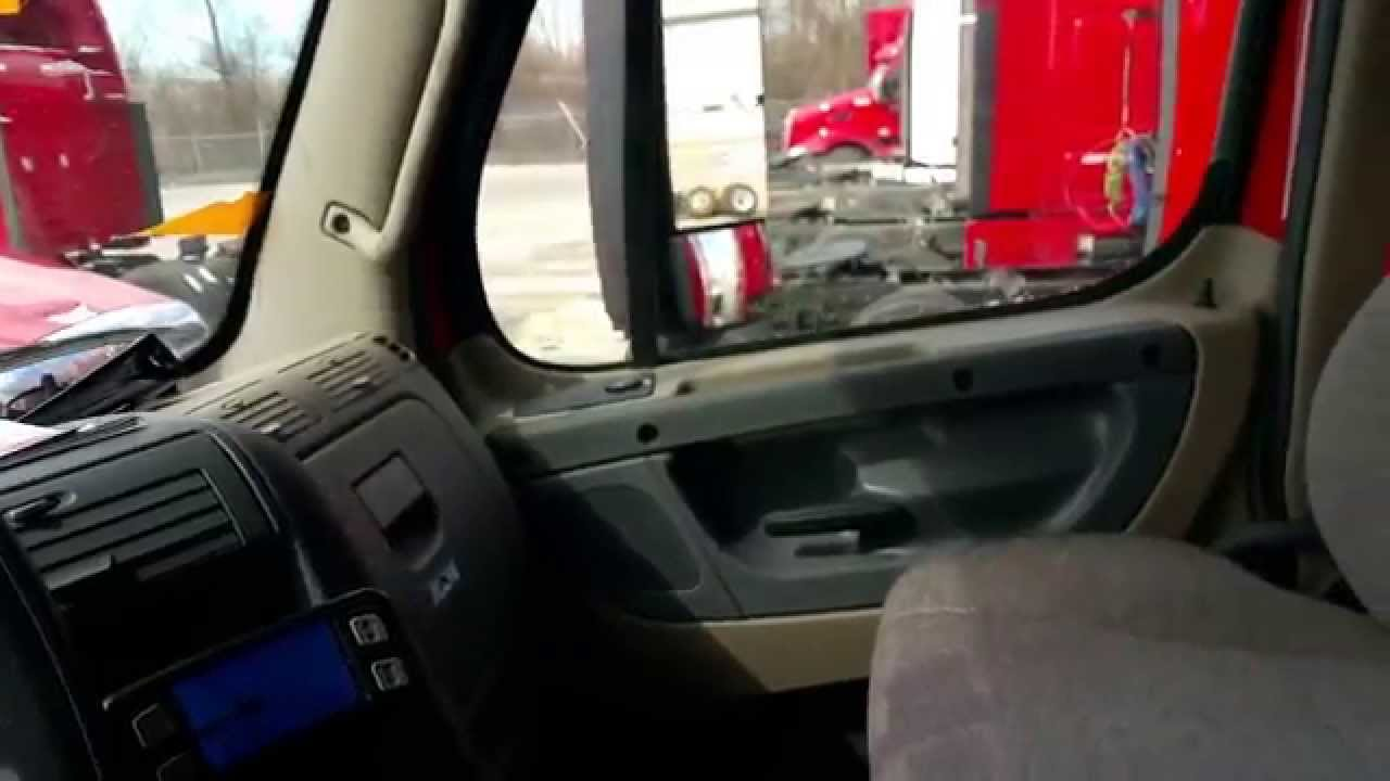 Inside Freightliner Cascadia Evolution 2014 Wiring Diagrams Digital Circuit Breaker Identifier 90120vac 2016 Youtube Rh Com Interior