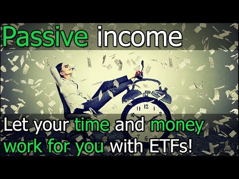 Top 10 Dividend ETFs [Passive stock market investing]