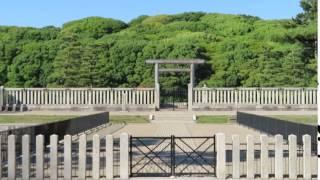 仁徳天皇陵 堺市.