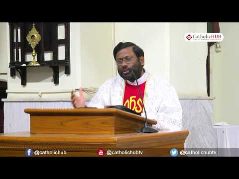 English Mass @ St  Josephs Cathedral, Gunfoundry, HYD, TS, IND  9 1 19