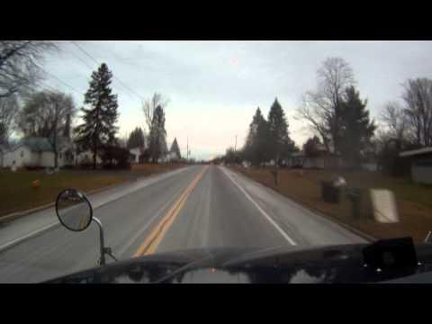 Short Haul Truckin' Dashcam vlog: