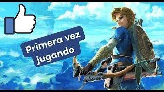 The Legend of Zelda: Breath of the Wild | Español | Primera vez jugando #8