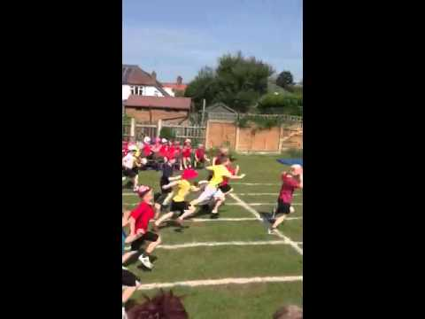 Coby Brotherton sports day 08-07-13